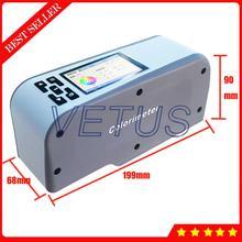 Высокоточный цифровой измеритель цвета ручной прибор для определения цветов тестер с WF30 8 мм D50 D65 F11 три измерительный источник света