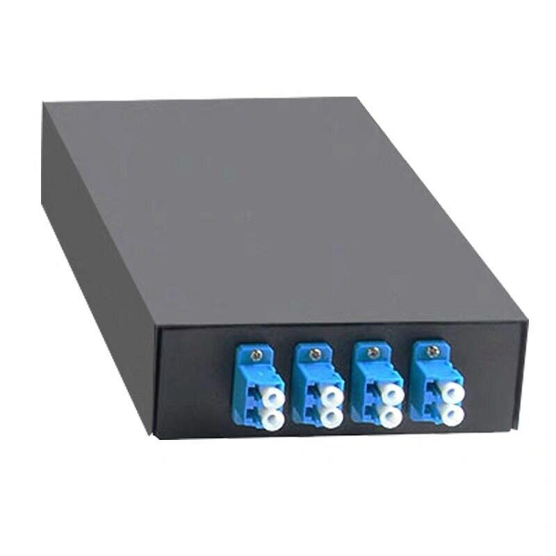 Fiber Optic Terminal Box 8 Core Desktop LC With Adapter