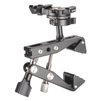 High Quality DSLR Camera Magic Arm Mount Super Clamp for Camera LCD Monitor LED Light Tripod for Canon for nikon sony camera