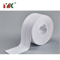 Yx 1Roll Waterdichte Schimmel Proof Plakband Duurzaam Gebruik Pvc Materiaal Keuken Badkamer Muur Afdichtingstape Gadgets 3.2M