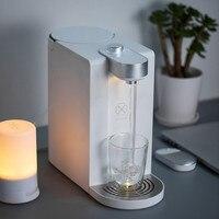 SCISHARE Heißer Trinkwasser Maschine Mini Desktop Tee Bar Maschine S2101 Weiß 220V Heißer Wasser Dispenser Startseite Büro Verwenden-in Wasserspender aus Haushaltsgeräte bei