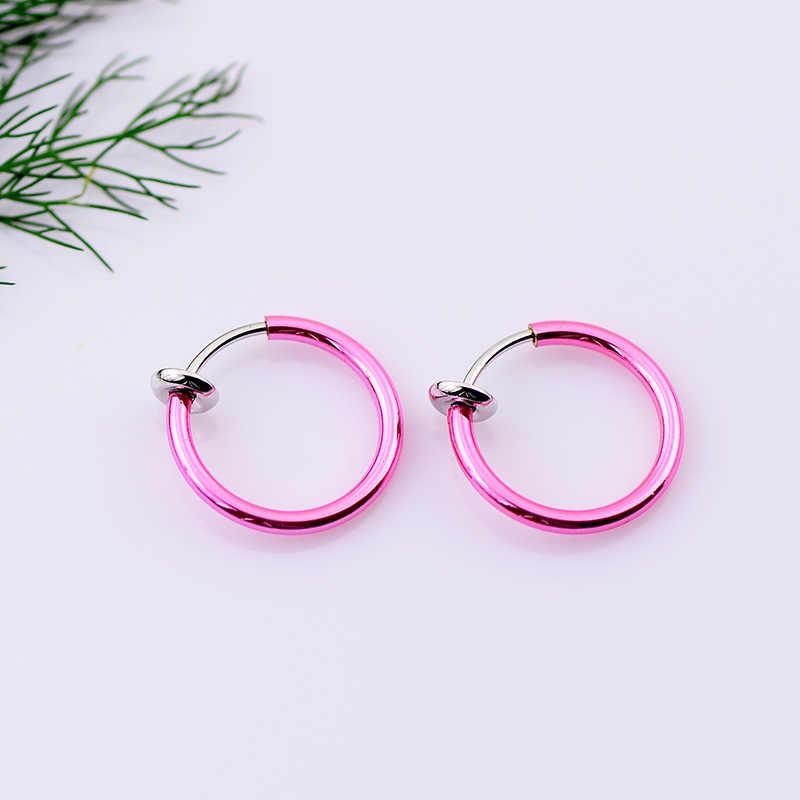 1 Pcs Magnet Anting-Anting Tanpa Lubang Telinga Partai Nikmat Hadiah Tamu Hadiah Valentine Pernikahan Pacar Romantis Hari Souvenir