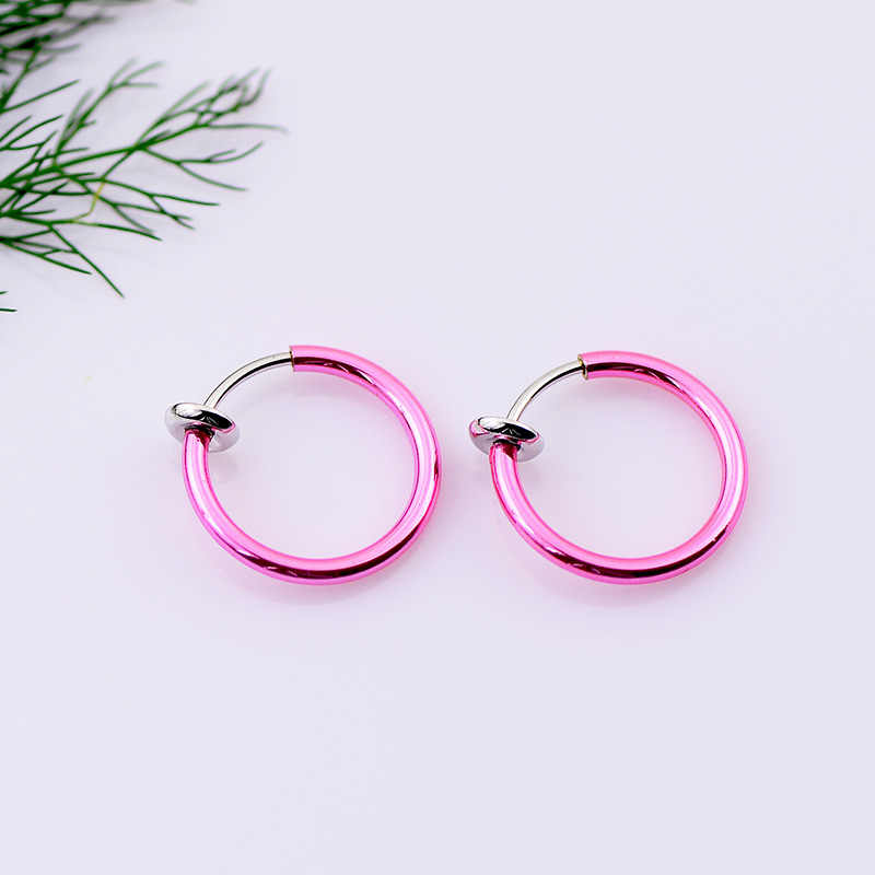 1pcs สีชมพูต่างหู PARTY Favors ของขวัญผู้เข้าพักนำเสนองานแต่งงานวาเลนไทน์วันแฟนโรแมนติกของที่ระลึก
