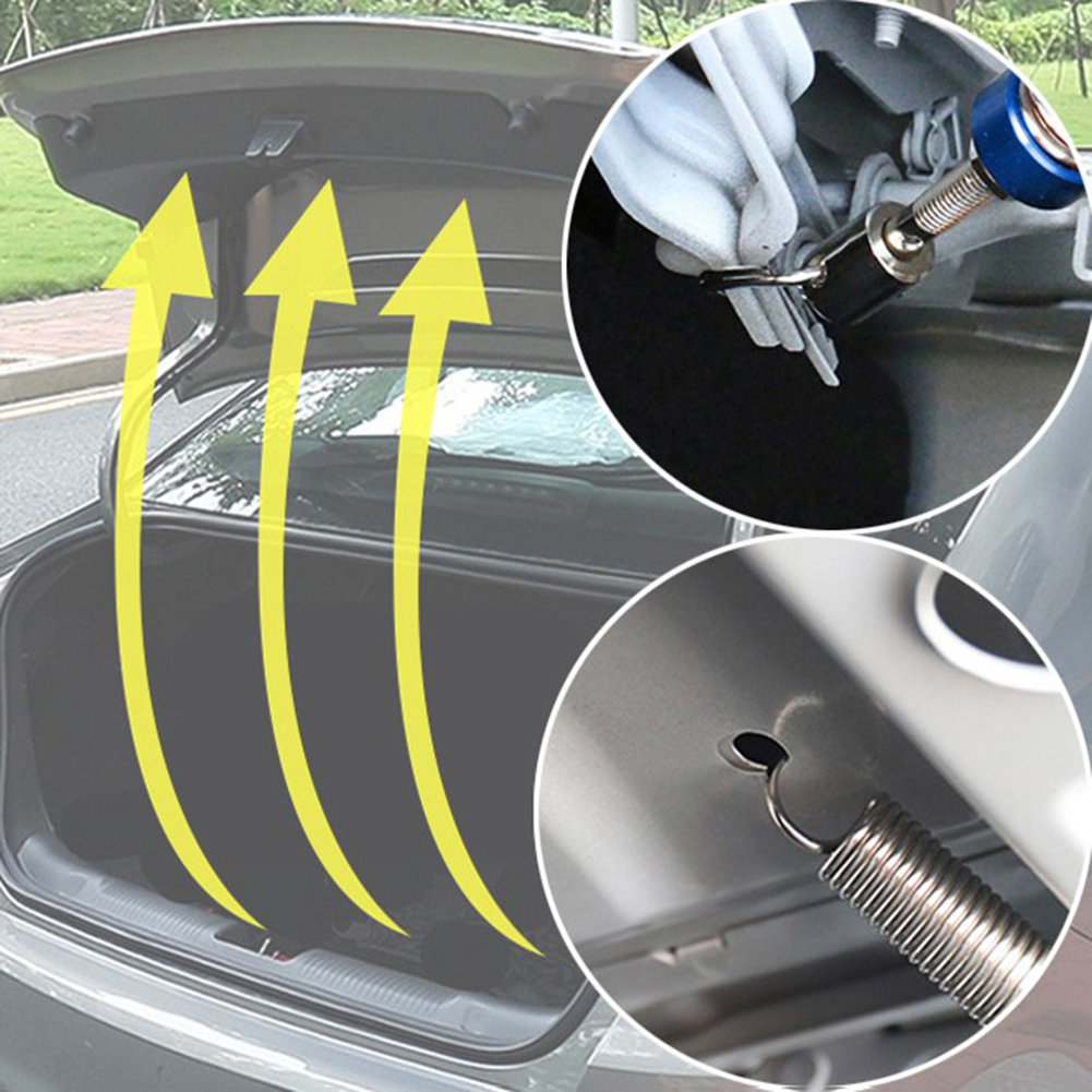 Adjustable Automatic Trunk Car Lid Lifting Spring Device 2 Pcs