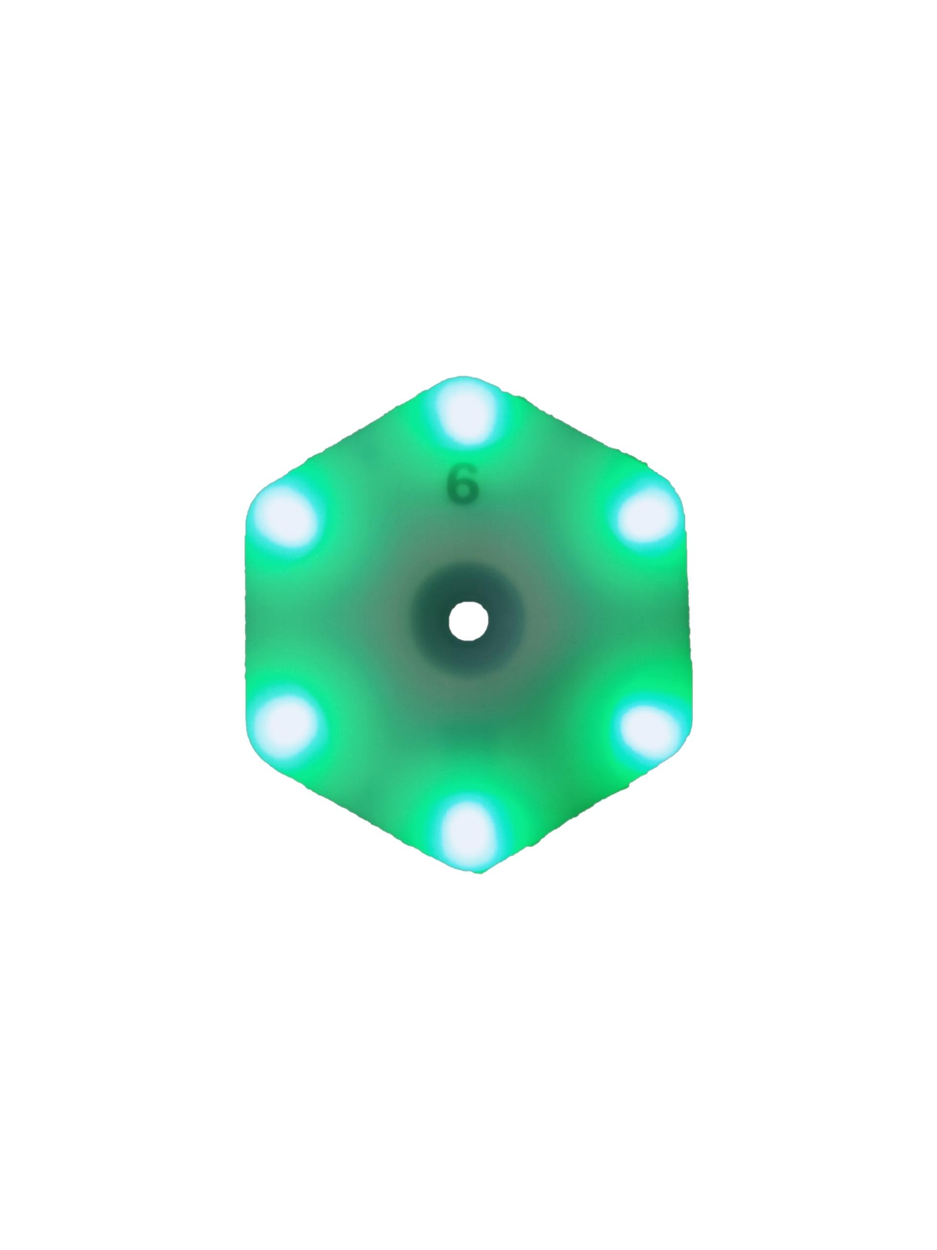 Équipement de réponse d'agilité de vitesse de lampe d'entraînement de réaction de queling】 réaction fitlight blazepod siboasi - 5