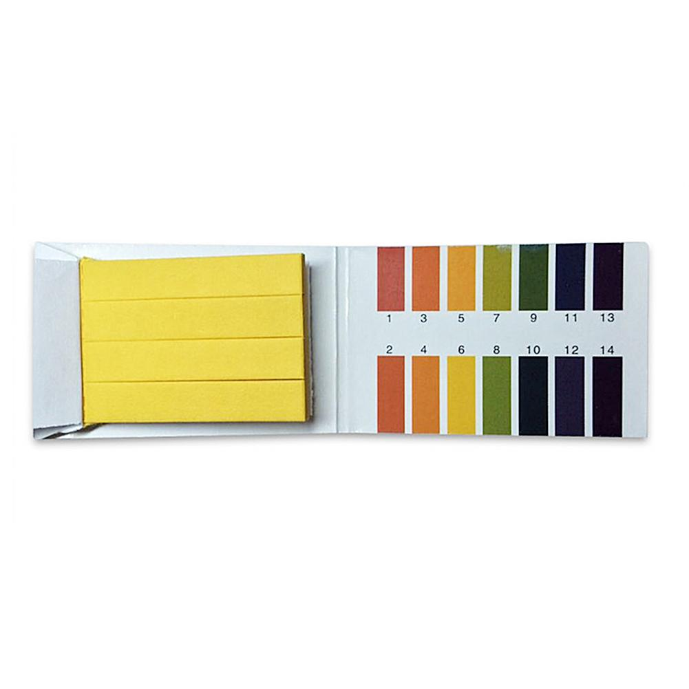 80 Strips PH Test Strip Aquarium Pond Water Testing PH Litmus Paper Full Range Alkaline Acid 1-14 Test Paper Litmus Test
