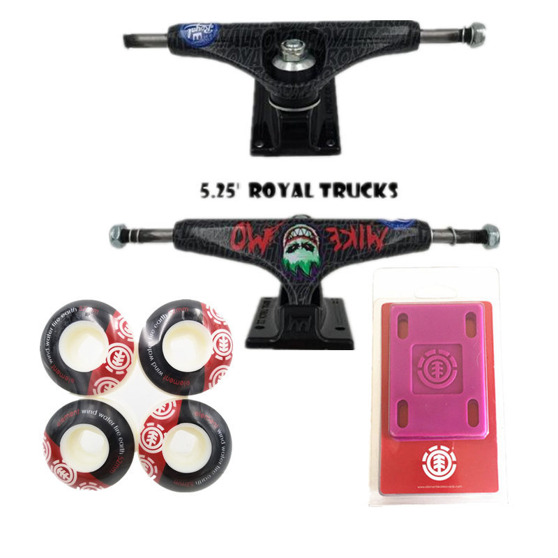 ROYAL Skateboard Trucks 5.25