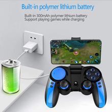Ipega PG-9090 For Xiaomi Pirate Wireless Bluetooth Gamepad Telescopic Controller Gamepad With Turbo Gamepad For Android Pc Ios ipega pg 9021 bluetooth wireless gamepad controller joystick for ios android