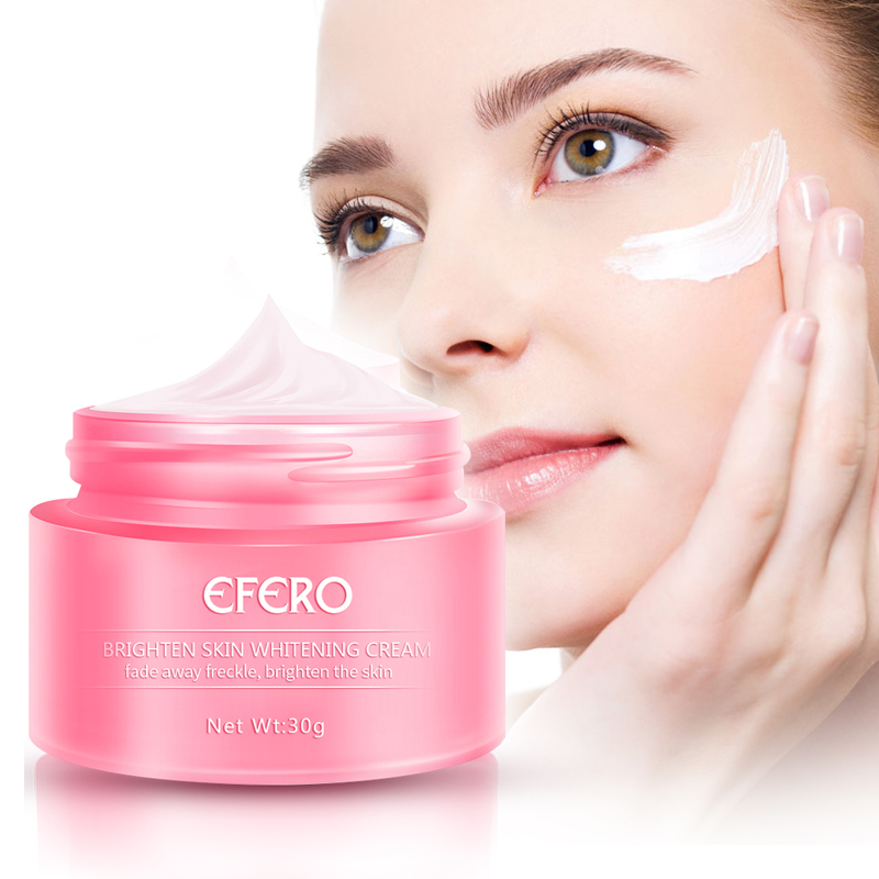 EFERO Remove Freckles Cream Skin Whitening Cream Strong Effect Spot Remover Reduces Age Spots Fade Dark Spot Treatment Stain