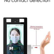Face-Recognition Access-Control Companies Wrist-Temperature-Measurement Integrated-Machine