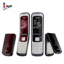 Разблокированный телефон Nokia 2720 Fold Поддержка Русская и арабская клавиатура самый дешевый мобильный телефон