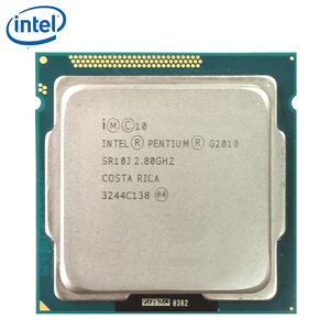 Intel Pentium Processor G2010 3M Cache 2.8GHz 55W CPU LGA 1155 Dual-Core 100% working properly PC Computer Desktop CPU
