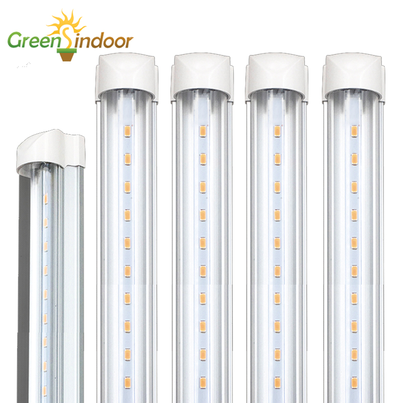 5pcs 50W LED Grow Light Full Spectrum Led Strip SMD5730 Indoor Grow Tent Hydroponic UV Lights For Plant Lamp Phytolamp Fitolamp