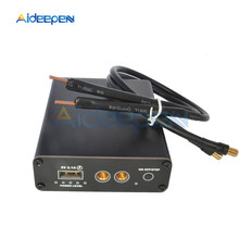 Spot Welder Portable 5 Gears Adjustable Mini Spot Welding Machine for 18650 Battery Spot Welding Machine Tool 2.1A Fast Charge