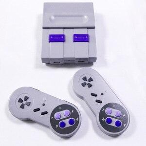 Image 1 - 2018 neue Wireless Mini Klassische Retro Handheld Spielkonsole TV Game Spieler Mit 630/500 Spiele, AV out