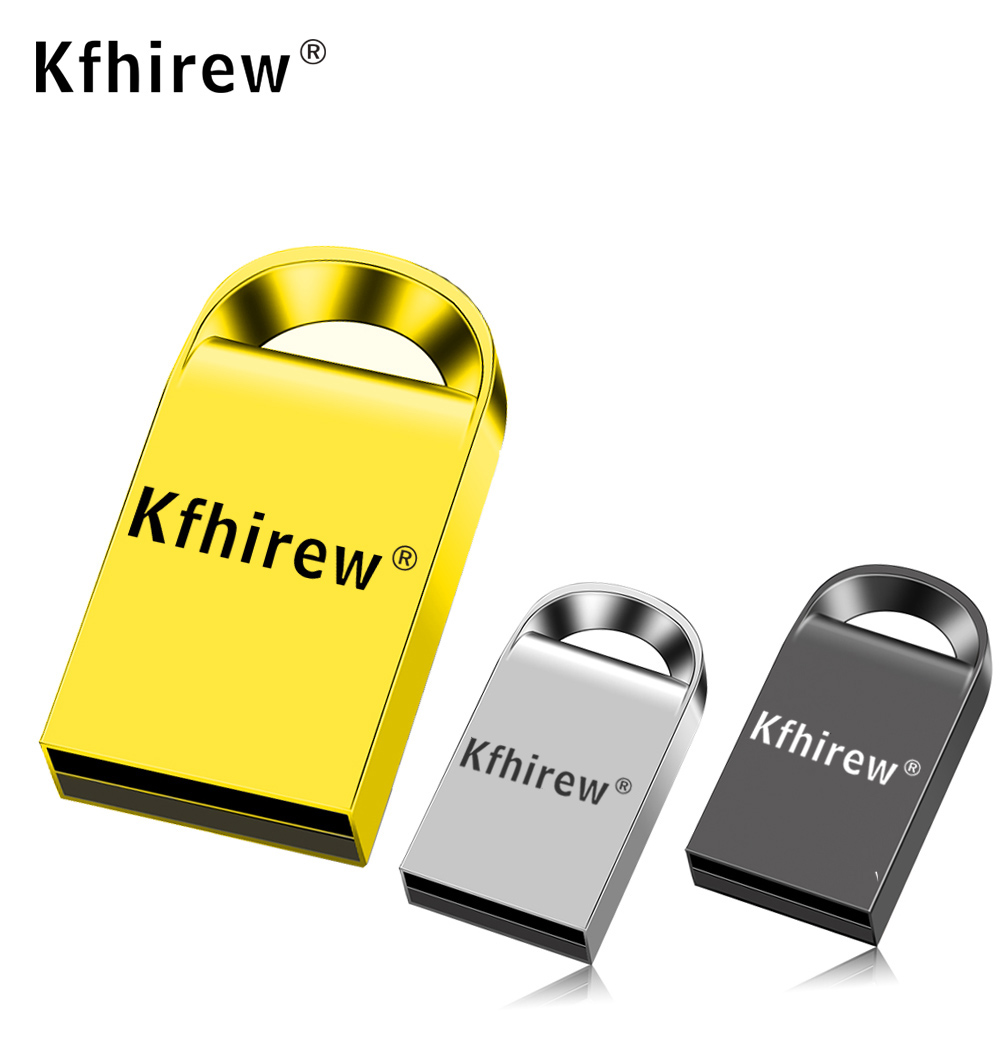New Arrival Usb2.0 Metal Key Flash Usb Stick Pen Drive Cute 8gb 16gb 32gb 64gb Usb Flash Drive Pendrive Memoria Usb Disk Cle Usb