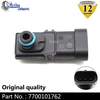 XUAN 7700101762 Turbo Boost colector de presión Sensor MAP para Nissan ALMERA MICRA X-TRAIL nota QASHQAI 1,5, 1,6, 2,0, 2,2, 8200719629