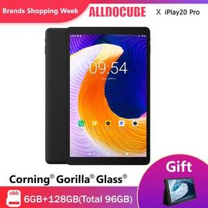ALLDOCUBE iPlay20Pro 10.1 inch Android 10 Tablet 6GB RAM 128GB ROM Octa Core Tablets PC 1920*1200IPS iplay 20