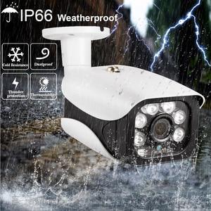 Image 5 - H.265 + 8CH 5MP 6in1 Gesicht Rekord DVR Sicherheit AHD Kamera System Kit UHD 2592*1944P Wasserdichte CCTV video Überwachung koaxial Set