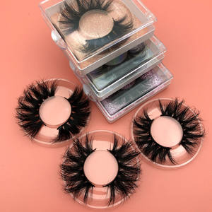SMikiwi 25mm Lashes L...