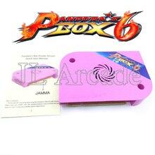 Pandora Box 6 1300 tablero Jamma PCB para Arcade, soporte de la máquina CRT CGA HDMI, puede descargar FBA MAME PS1, consola de juegos 3D