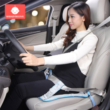 Car Seat Belt for Pregnant Woman Driving Safety with Cushion Shoulder Pad Soft Strap Protection Cover