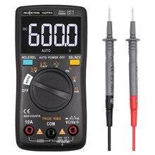Multimetro digitale RM101 6000 conteggi retroilluminazione AC/DC amperometro voltmetro Ohm misuratore di tensione portatile RICHMETERS 098/100/109/111