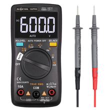 Digital Multimeter RM101 Portable Backlight 6000 Counts Ohm Ac/Dc 100/109/111