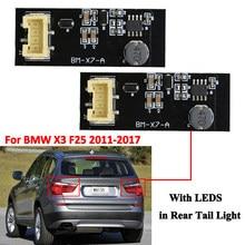 Reemplazo de placa de Controlador Led de luz trasera, nuevo Chip b003809.2 para B-MW X3 F25 02CBA1101ABK