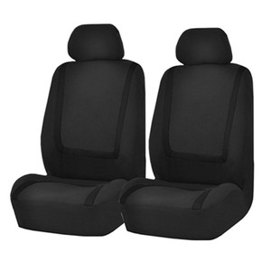 Image 4 - O SHI CAR Fashion Sports Style Automobile Seat Cover Universal Fabric Chairs Protective Sleeve Auto Seats Case Cars Accessories