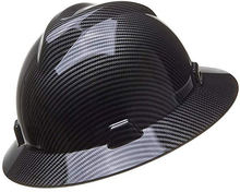 Защитный шлем из углеродного волокна Мужская Защитная шляпа