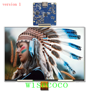 Image 3 - 8.9 inch 2K IPS Display 2560*1600  MIPI LCD With Driver Board USB capactive Touch panel Raspberry Pi 3 Support Win 7 8 10