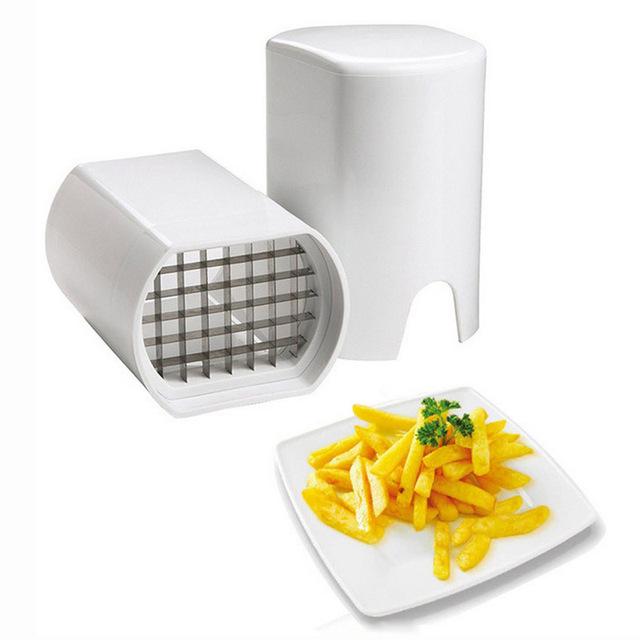 Potato crusher potato crusher vegetable chopper best for fries potato slicer potato chips waffle maker vegetable cutter