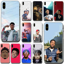 YoungBoy Never Broke Again Lil Baby Hard Phone Case for iPhone 11 Pro XR XS Max X 8 7 6 6S Plus