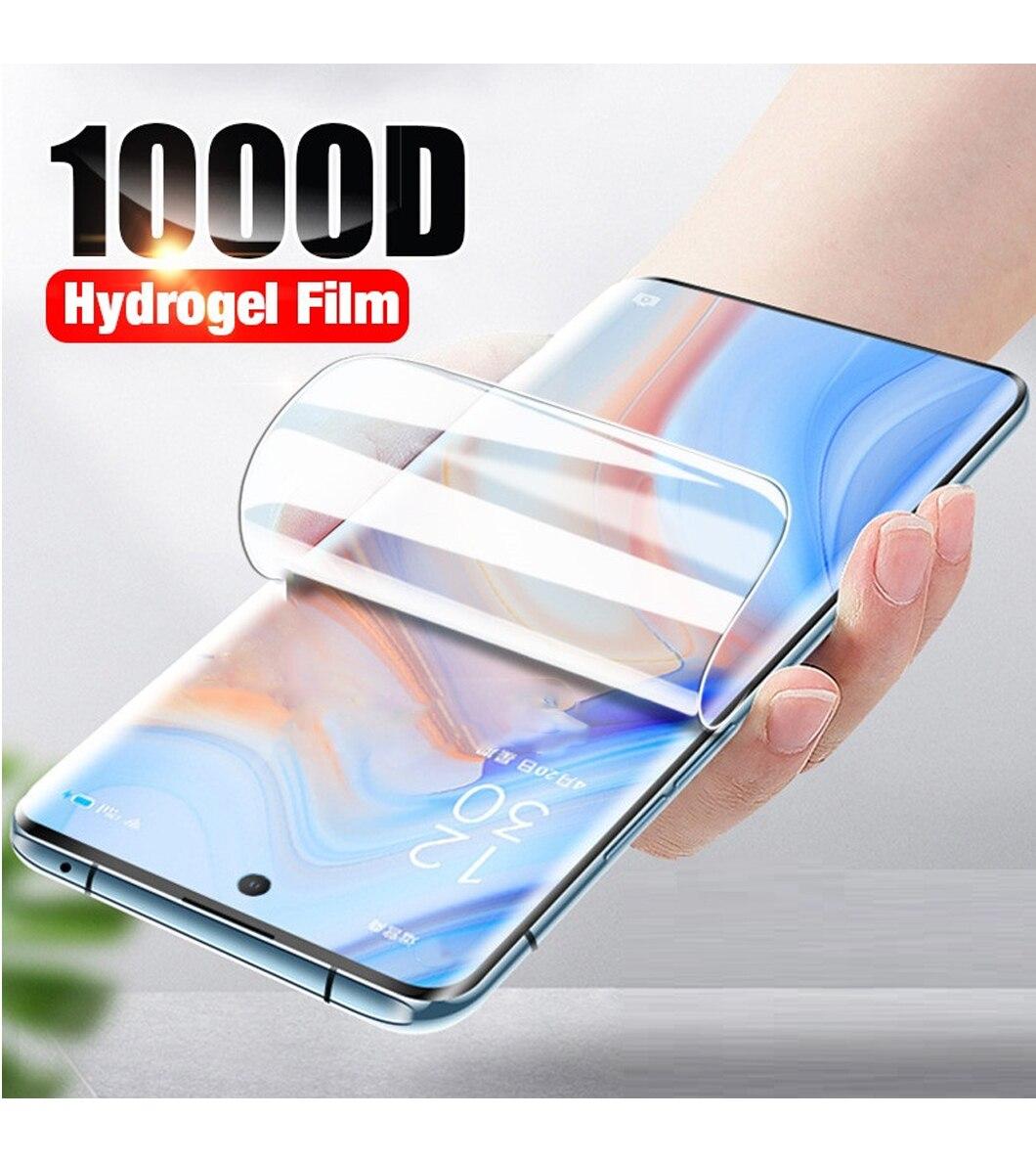 Защитная Гидрогелевая пленка для Samsung A30 A30s A31, Защитная пленка для экрана Samsung Galaxy A30 A31 A30s (не стекло)
