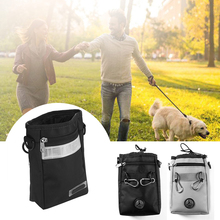 Pet Treat Bait Walking Food Snack Bag Dog Obedience Agility Outdoor Pouch accessories D40