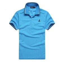 Мужская рубашка поло с воротником, спортивные майки, футболки для тренировок в гольф, спортивные быстросохнущие однотонные топы майки, одежда для гольфа