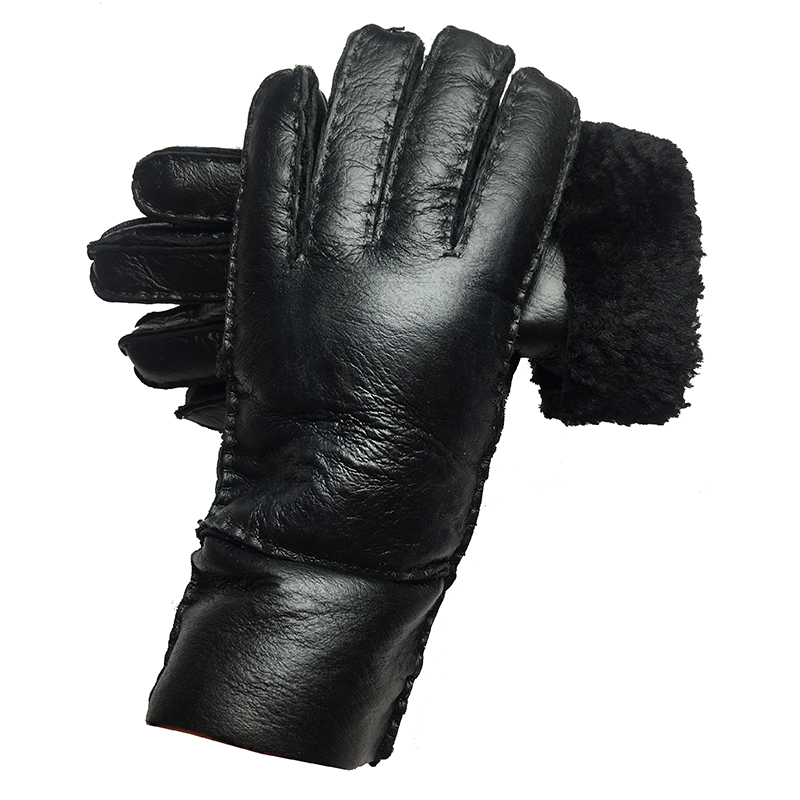 Ladies Real Leather Gloves