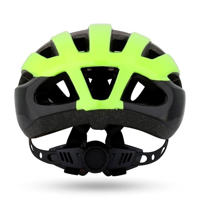 Rnox aero bicicleta de segurança ultraleve estrada capacete vermelho mtb ciclismo capacete da cidade ao ar livre montanha esportes boné casco 4