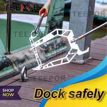 THE TEEPOR-Easy Long-distance Threader Stainless Steel Original Teepor Mooring Boats Easily Long-distance Threader Accessories