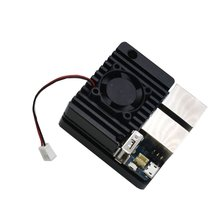 For Nanopi R2s Router Cooling Aluminum Alloy Shell Motherboard Good Heat Disppation Protective Shell Accessories
