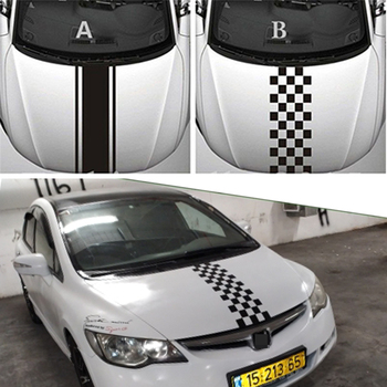 Etiqueta engomada del coche WRC de vinilo de Deportes de la etiqueta para Citroen C5 C4 C3 MG zs Renault Clio Duster tráfico Megane 2 3 Logan deporte