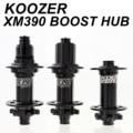 KOOZER Boost 15x110 мм 148x12 XD Hub Mtb дисковый тормоз 32 отверстия велосипедная ускорительная Втулка передняя 15x110 мм для XC AM FR ENDURO