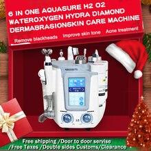 6 в 1 aquasure h2 кислородный аппарат hydrafacial устройство