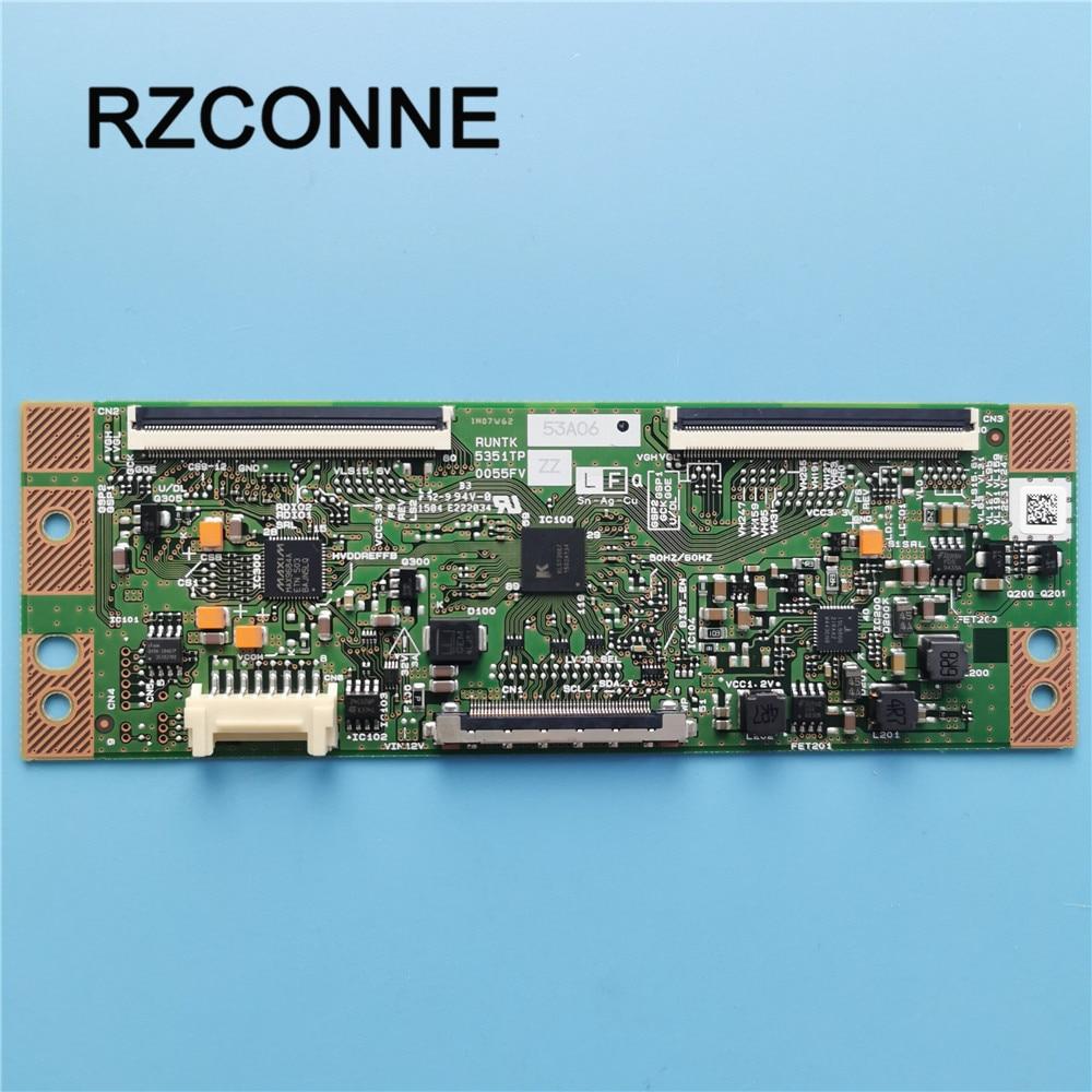 T-con Board For  RUNTK 5351TP ZA ZZ 0055FV ZA ZZ  Original New