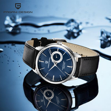 New PAGANI DESIGN Men's Watches Quartz Business Watch Men Top Brand Luxury Men Watch 100M Waterproof Clock Man Relogio Masculino pagani design luxury brand watches men waterproof silicone strap fashion quartz simple watch chinese dragon calendar relogio new