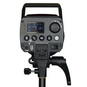 Image 5 - Godox 200W MS200 or 300W MS300 Studio Flash 2.4G Built in Wireless Receiver Lightweight Compact and Durable Bowens Mount Flash