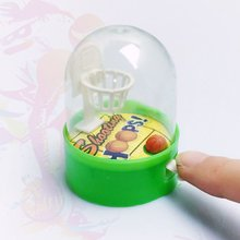 Mini Pocket Basketball Palm Basketball Shooting Game Children'S Puzzle Desktop Toys Parent-Child Interactive Toys factory direct wholesale billiard game billiards color matching cognitive parent child game desktop classic toys kids wood toys