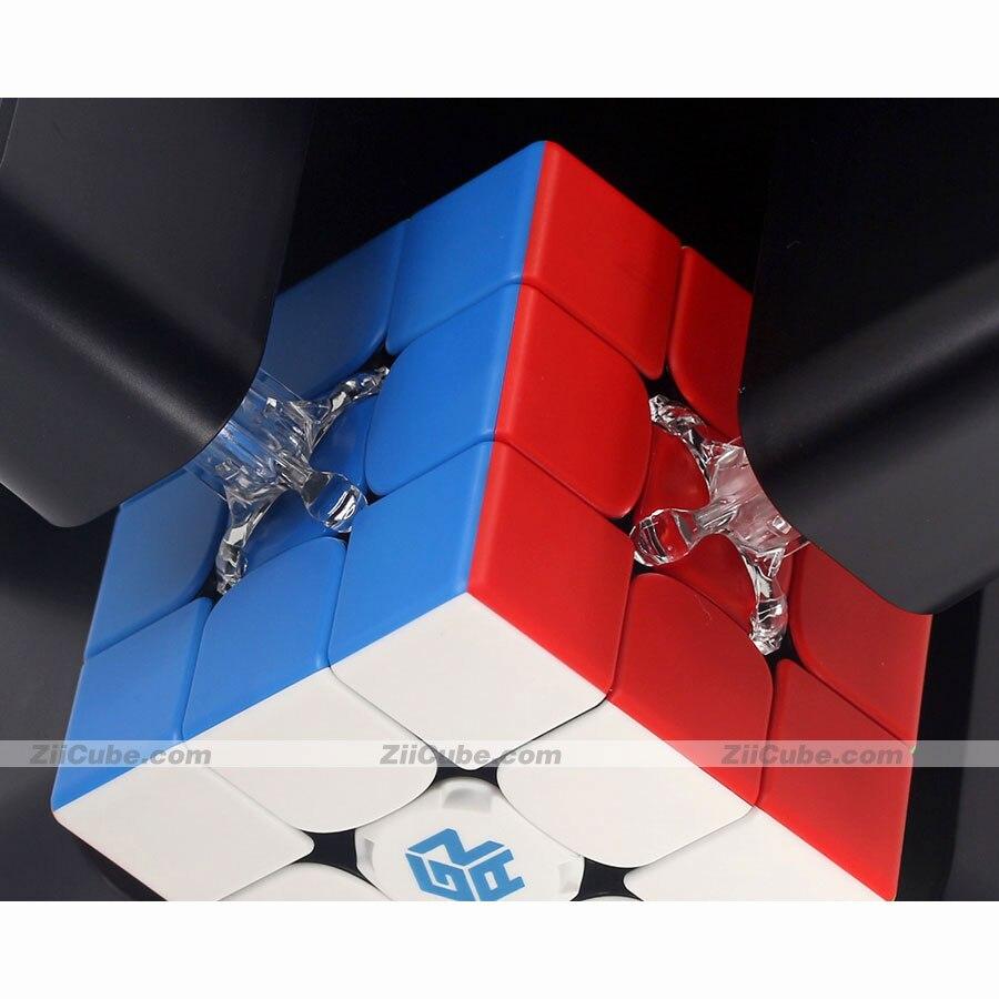 Cube magique puzzle GAN ROBOT Station App GAN 356 i 356xs aimants en ligne compétition réduction aide machine - 3