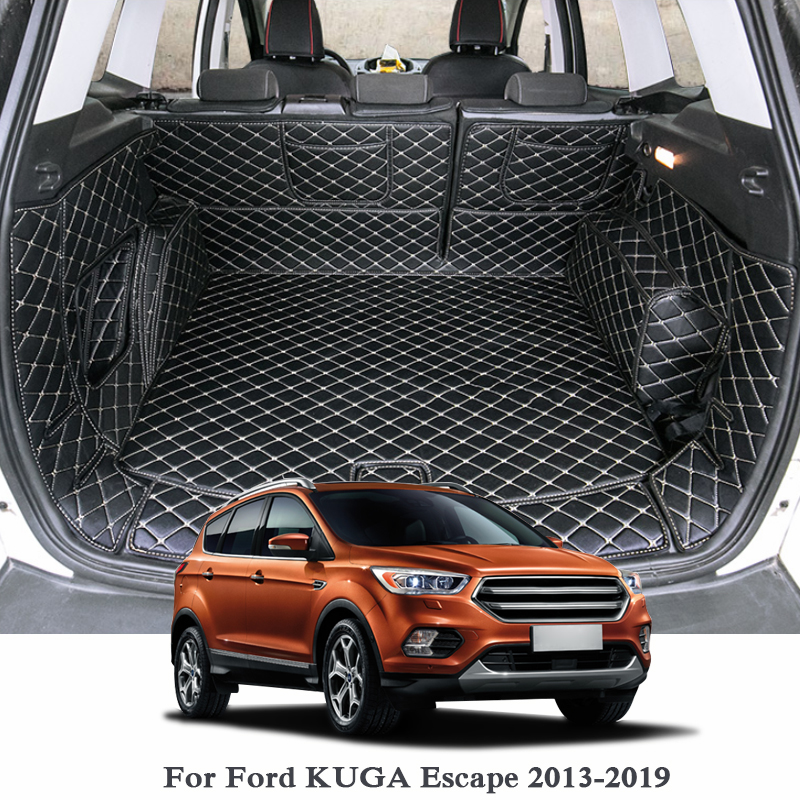 Floor Mats FloorLiner For Ford Escape 2013-2018 All-Weather Waterproof